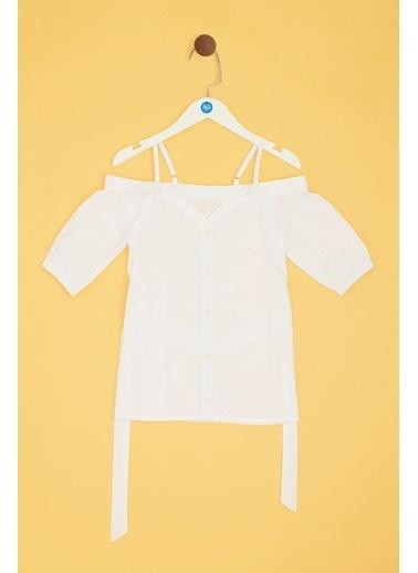 Tyess Gömlek Beyaz